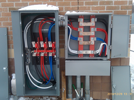 Commercial electric circuit breakers motor control for Montrose motors montrose pa
