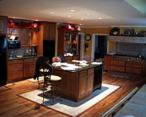 Residential Kitchen Lighting - Lackawanna County - PA