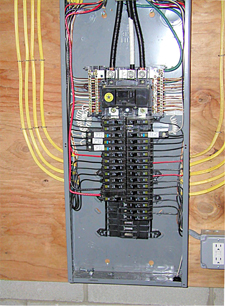 Residential Electrical Contracting Installation Maintenance Repair